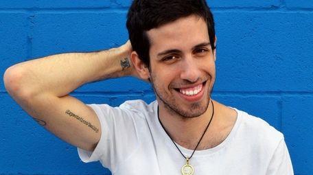 Adam Silvera, author of