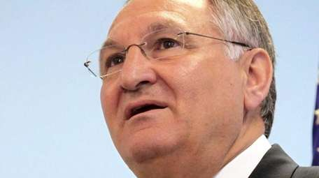County Comptroller George Maragos says a newly announced