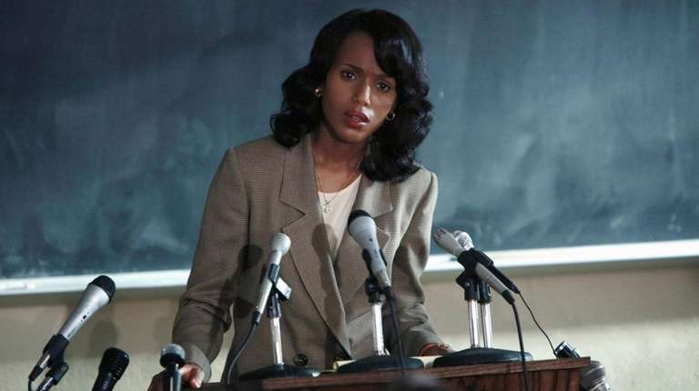Kerry Washington as Anita Hill in HBO Film's