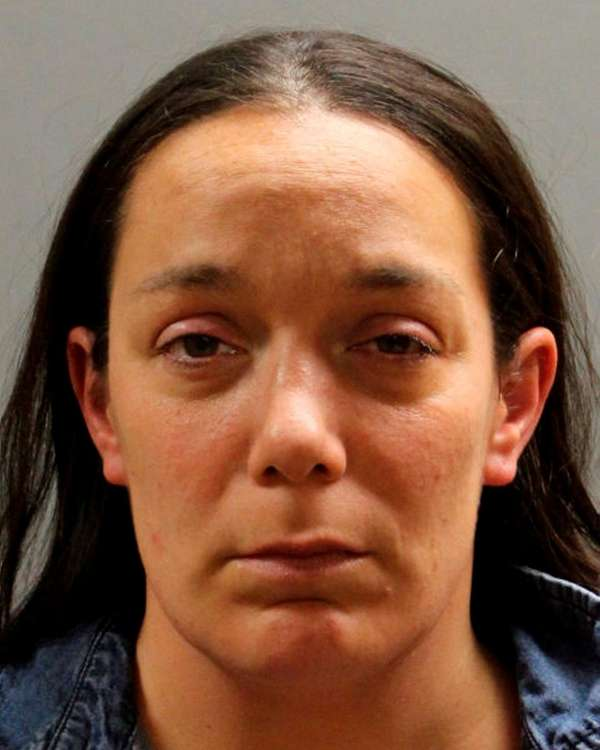 Kathryn Naccari, 37, of Merrick, was arrested and