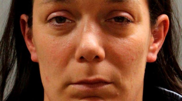 Kathryn Naccari, 37, of Merrick, was arrested and