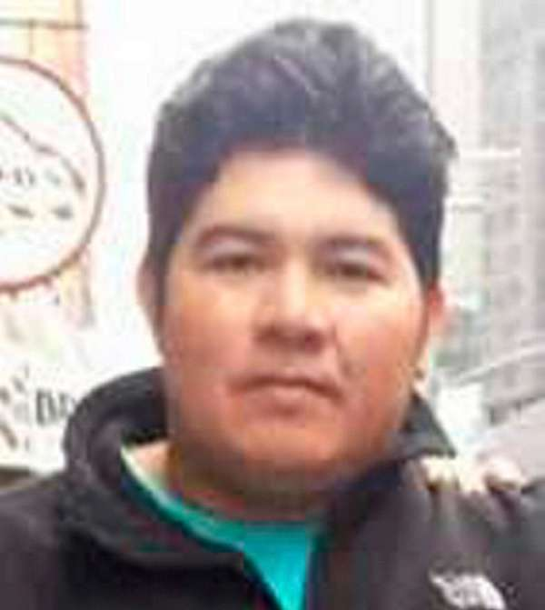 Roland Cruz, 39, was fatally stabbed in front