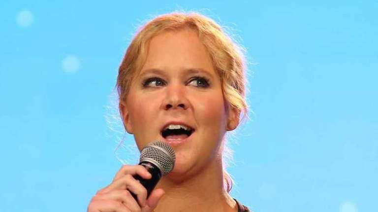 Amy Schumer was early into her comedy career