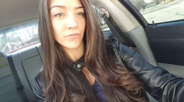Skye Brunetti, 25, and her dog were killed