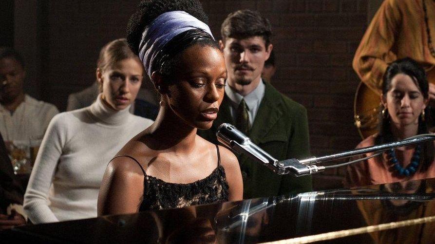 Zoe Saldana stars as Nina Simone in