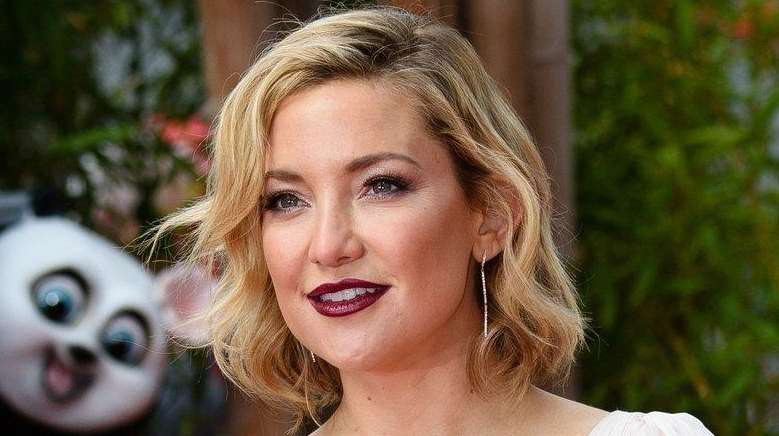 Actress Kate Hudson, who voiced Mei Mei in