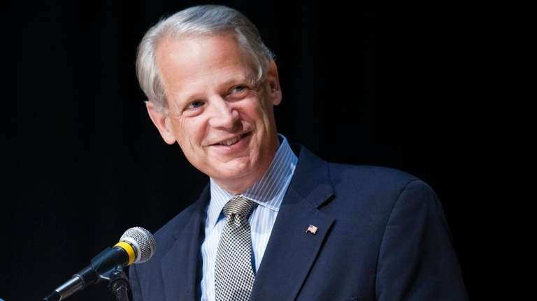 Rep. Steve Israel says among the reasons he's