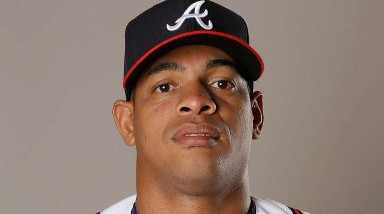 Police have arrested Atlanta Braves outfielder Hector