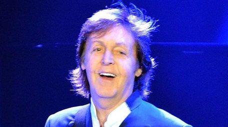 Paul McCartney will play MetLife Stadium in East