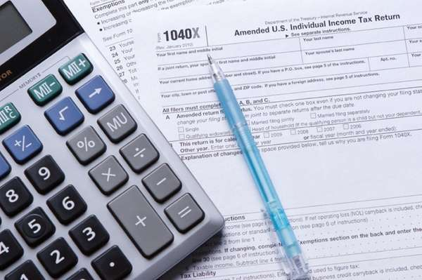 The deadline for filing personal income tax is