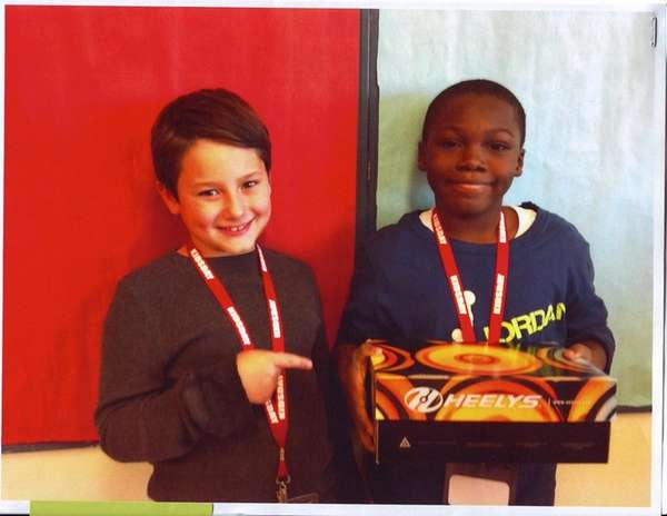 Kidsday reporters Brayden Elderbaum and Jaleal Duncan recommend