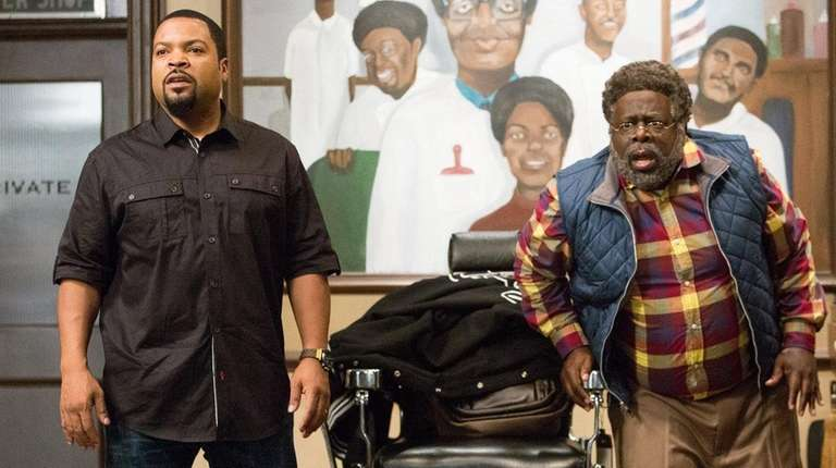 Ice Cube, left, and Cedric the Entertainer are