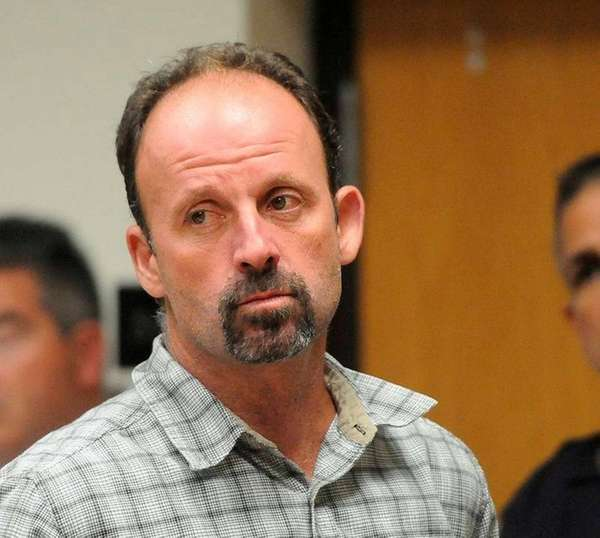 John Bittrolff is seen inside state Supreme Court