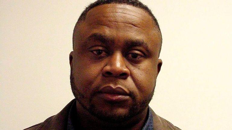 Evans Raphael, 40, of Lloyd Harbor, was
