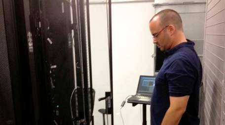 Diverse Technology Solutions' chief technology officer, Ken Blume,