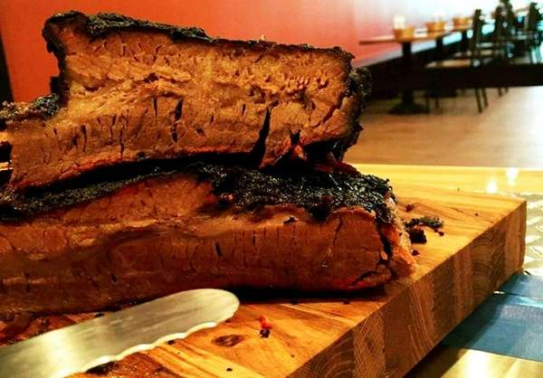 Jonathan Levine has opened Smoke Shack Blues BBQ