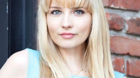 Christine Reilly, author of