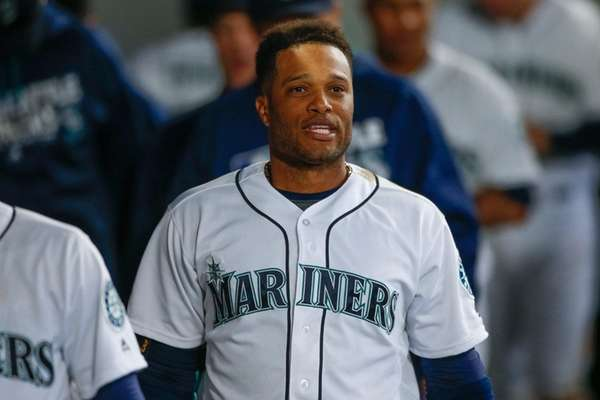 Robinson Cano #22 of the Seattle Mariners
