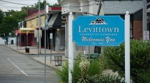 Levittown is featured on