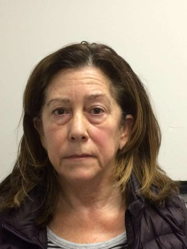 Linda Scialo, 57, of Port Washington was arrested