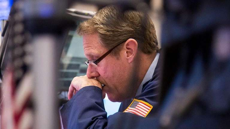 Stocks slipped early Friday, April 15, 2016. A