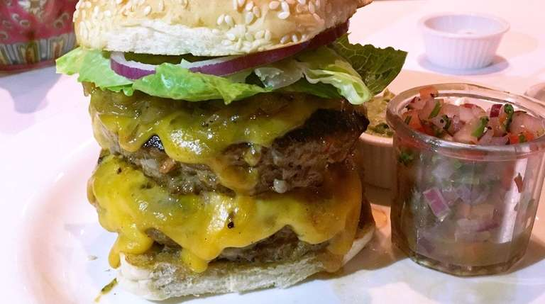 The Classic Burger at the new CraftBurger by