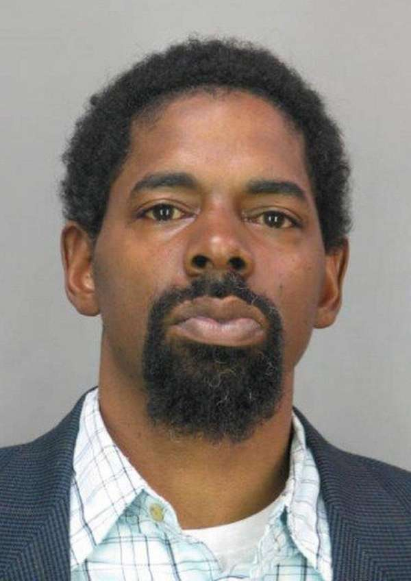 Jarmell Richardson, 38, of Hempstead, was arrested on