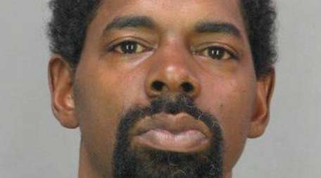 Jarmell Richardson, 38, of Hempstead, was arrested on