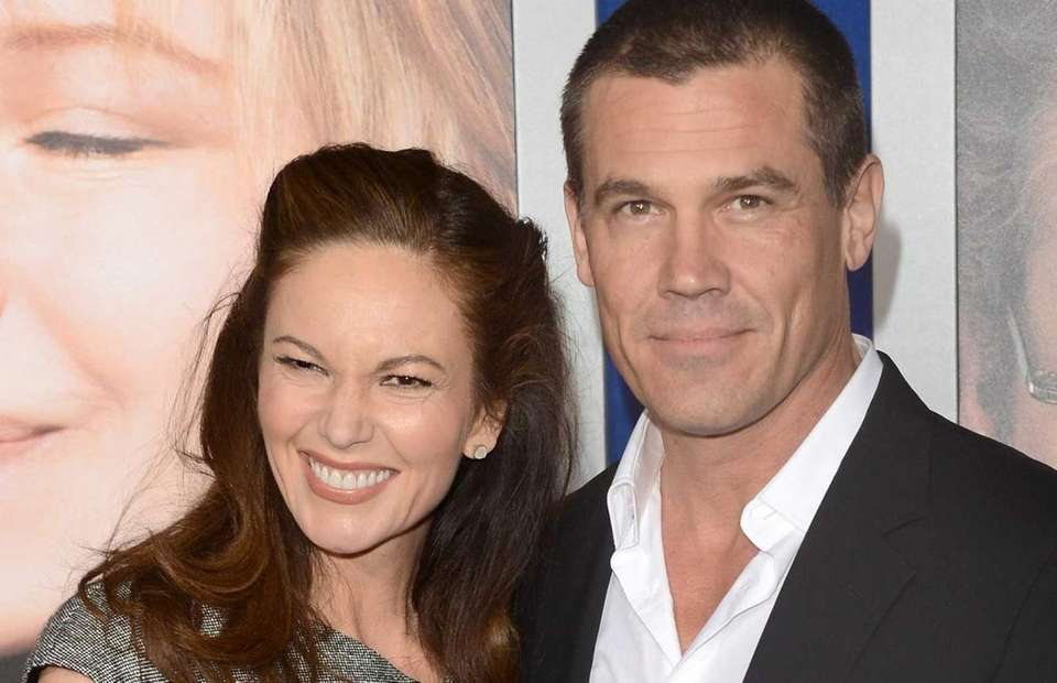 Diane Lane and Josh Brolin split up in