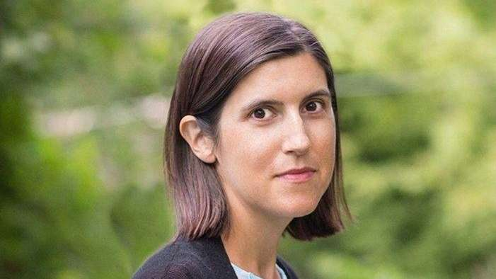 Curtis Sittenfeld, author of