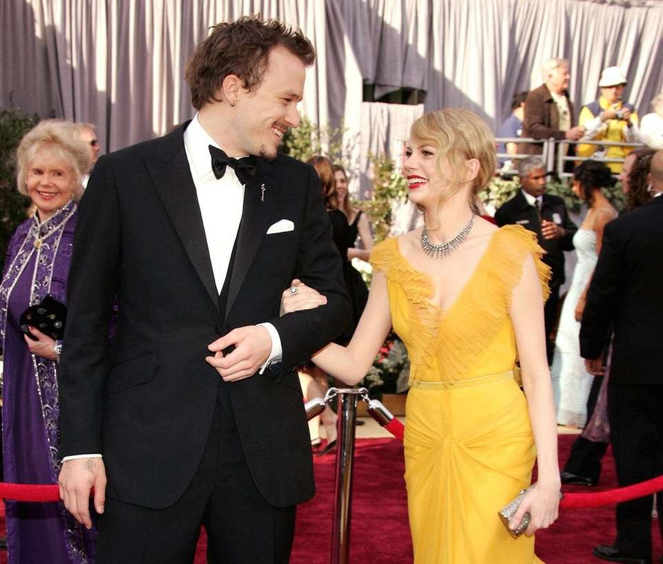 Heath Ledger and Michelle Williams captivated America with