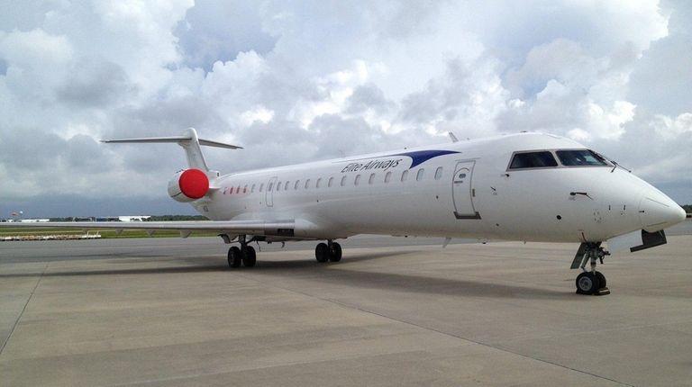 Portland, Maine-based Elite Airways is set to land
