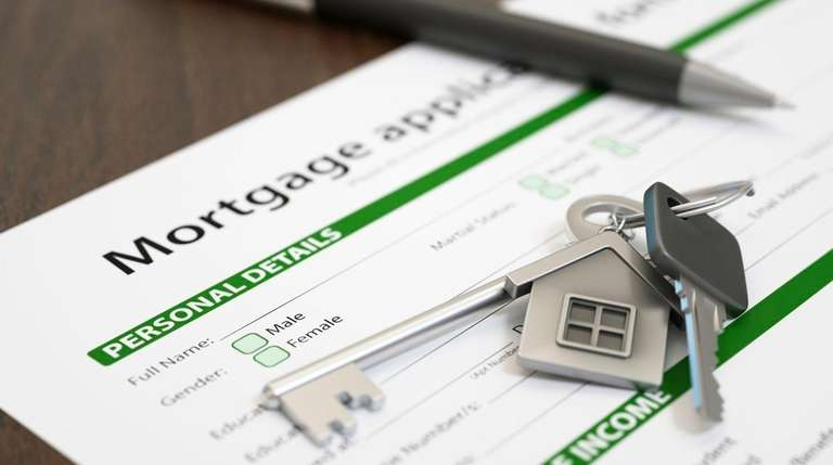 Close to half of all home loans are