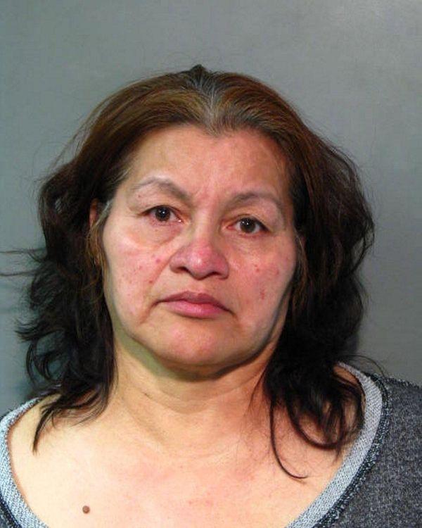 Amanda Molina, 57, of Garden City Park was