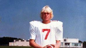 Boomer Esiason, East Islip quarterback, vintage 1978