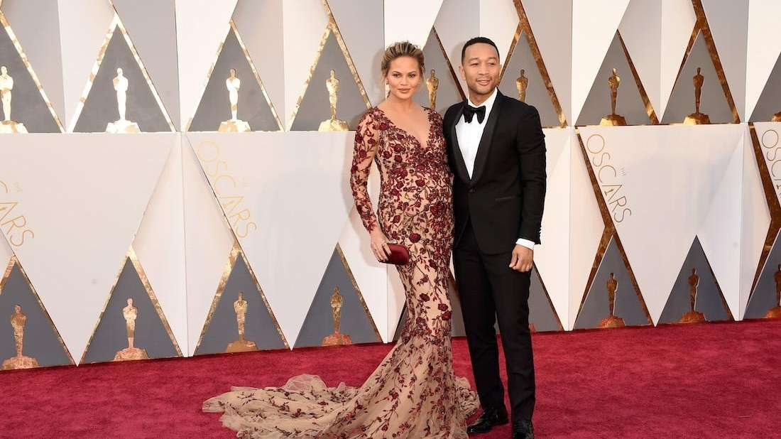 Chrissy Teigen and John Legend have welcomed their