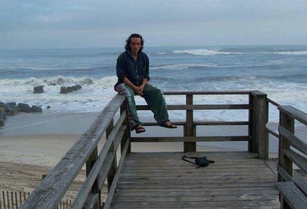 Anibal Ulloa Espinoza, 46, of Canoa, Ecuador, seen