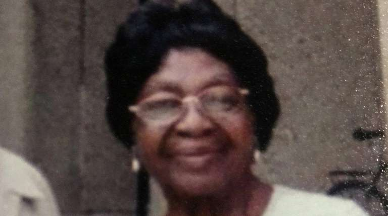 Marjorie Smith, 93, was stopped for driving