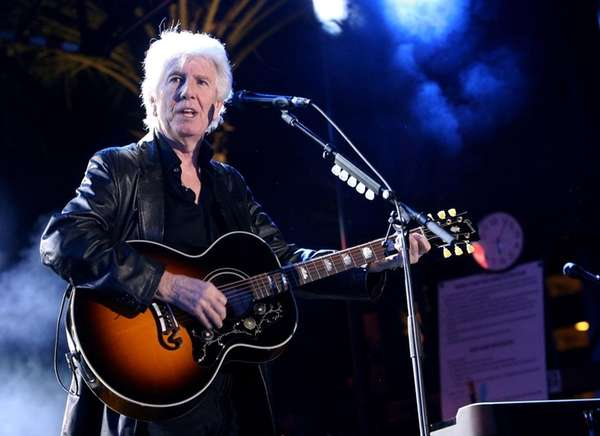 Singer-songwriter Graham Nash will close out the Great