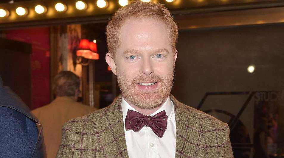 Jesse Tyler Ferguson, the lovably uptight Mitchell Pritchett