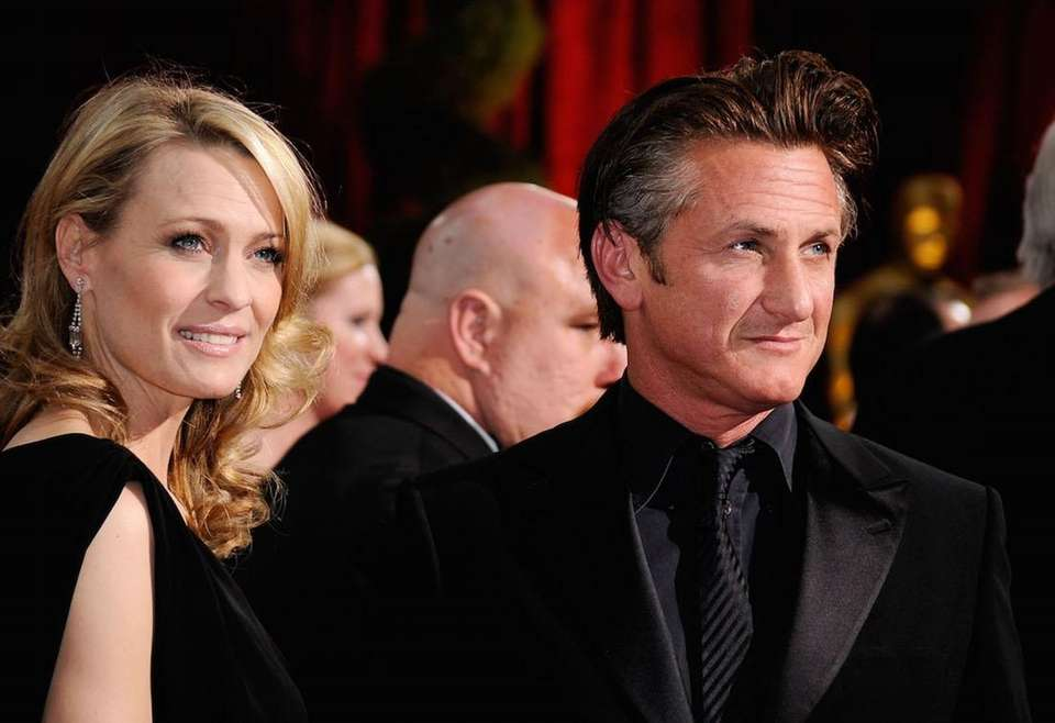 Together for 20 years, Sean Penn and Robin