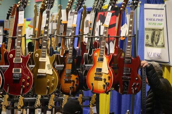Gibson Guitars are among those for sale at