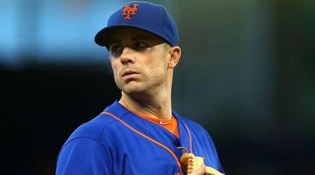 David Wright #5 of the New York Mets