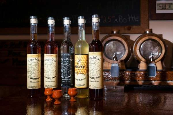 Twin Stills Moonshine sells a high-octane beverage better