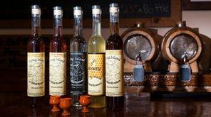 Twin Stills Moonshine sells a high-octane beverage better