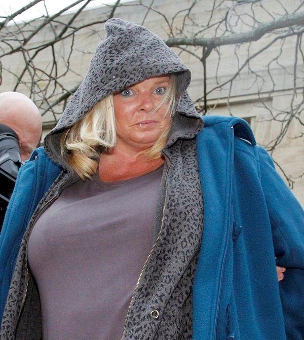 Former North Hempstead Town employee Helen McCann is