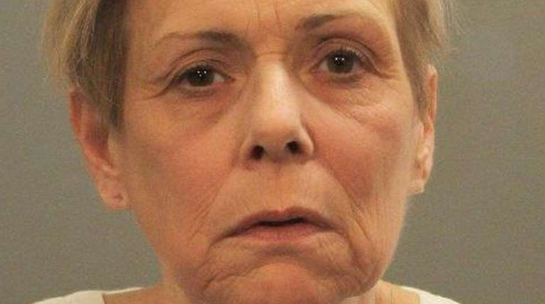 Bookkeeper Mary Camuti, 66, of Rosedale, was arrested