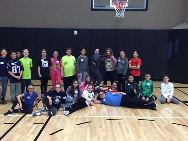 Kidsday reporters visit Life Time Athletic gym in