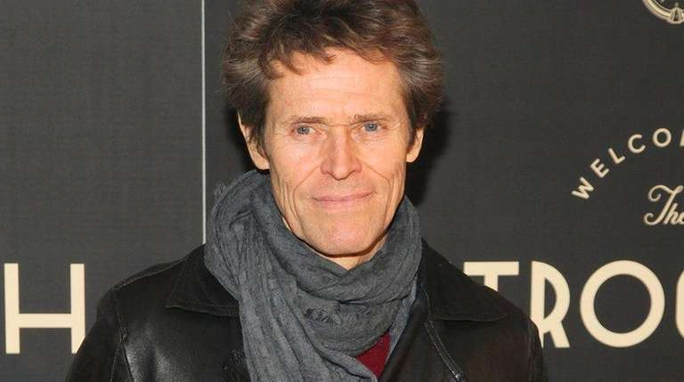 Willem Dafoe attends the opening night of the