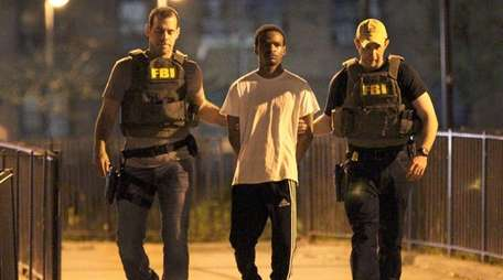 The FBI and NYPD conducted a raid at